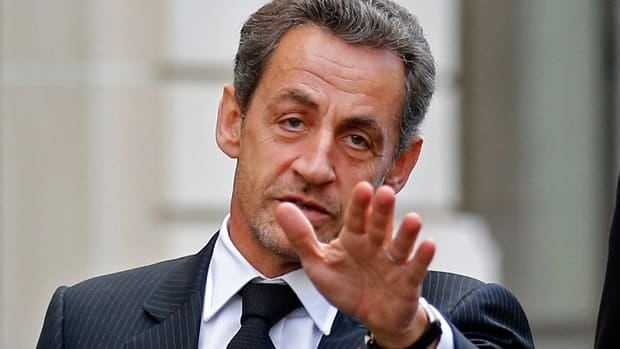 Former French president Nicolas Sarkozy is facing preliminary charges in connections with allegations he took illegal campaign donations from the country's richest woman.