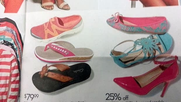 Expect sales to begin shortly on shorts and sandals and other spring items.