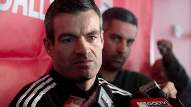 Toronto FC's new head coach Ryan Nelsen was happy with his team's effort in its first exhibition game on Saturday, despite the loss.