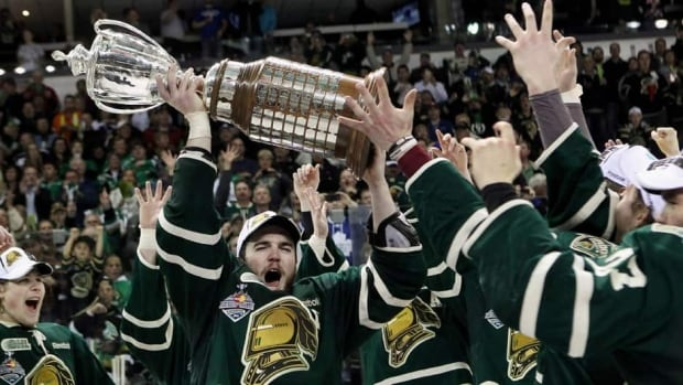 The London Knights won their second consecutive Ontario Hockey League championship earlier this week, beating the Barrie Colts in Game 7 with a goal in the last second of regulation time.