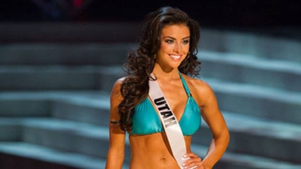Miss Utah, Marissa Powell, faced an onslaught of online criticism after stumbling through her answer in the 2013 Miss USA competition.