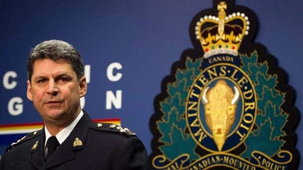 The report was ordered by top B.C. Mountie, Deputy Commissioner Craig Callens.