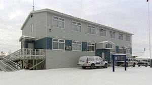 mi-inuvik-rcmp-detachment-winter