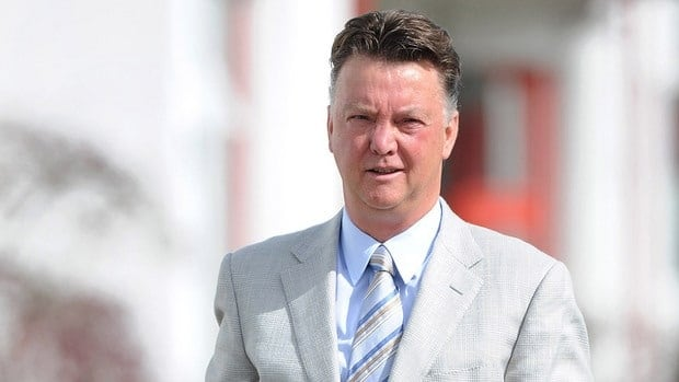 Louis van Gaal has had success leading club teams such as Ajax, Barcelona and Bayern Munich but failed to lead the Netherlands to the 2002 World Cup.