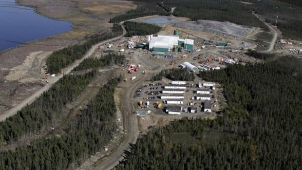 The Duck Pond Mine, located near Millertown in central Newfoundland, will shut down in the spring of 2015.