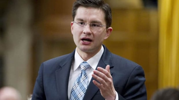 Conservative MP Pierre Poilievre has called for new rules allowing union members to opt out of paying dues.