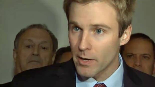 Liberal Leader Brian Gallant has started campaigning in the Kent riding.