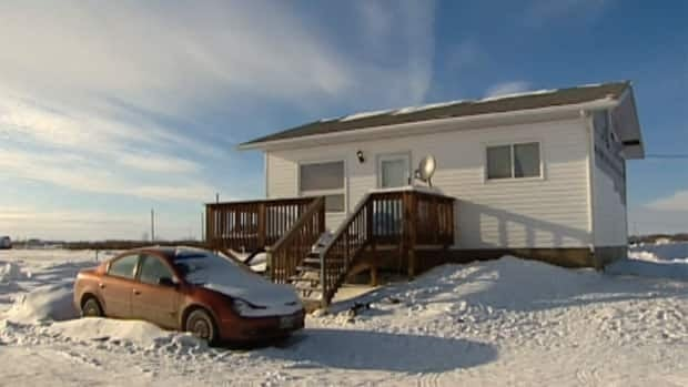Barry Myran-Tizzard, 41, was shot in this home on Long Plain First Nation. He succumbed to his injuries on Feb. 11.