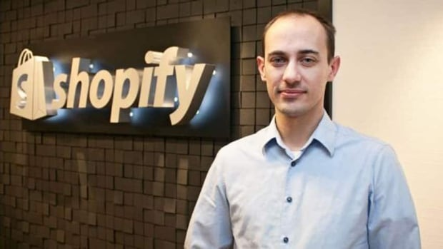 Tobias Lütke is founder and CEO of Shopify, which has announced plans to list in Toronto and New York.