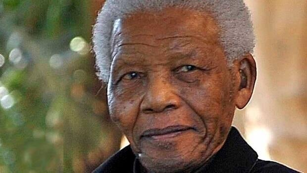 Nelson Mandela remains is serious condition but is improving from a recurring lung infection, South African President  Jacob Zuma said on Sunday.
