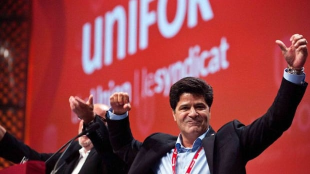 Unifor was formed a year ago on Labour Day, through the merger between the CAW and CEP.