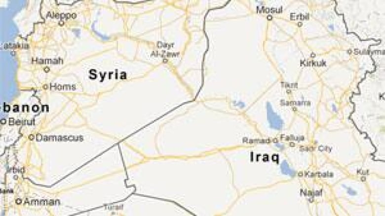 Dozens of Syrian troops killed in Iraq after seeking refuge ...