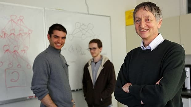 Google has acquired DNNresearch, a University of Toronto startup that studies neural networks. The one-year-old company is launched by computer science professor Geoffrey Hinton (right) and two of his graduate students, Alex Krizhevsky and Ilya Sutskever (left).