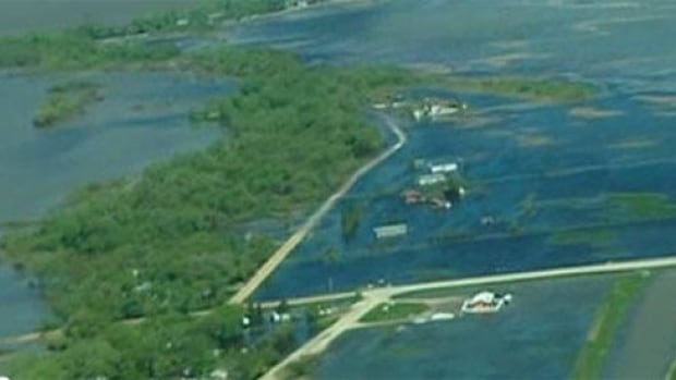 Lake Manitoba flood victims are suing the province for property they've lost in the 2011 flood.