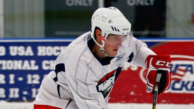Jared Staal, seen in Carolina's training camp in January, was originally drafted by Phoenix.
