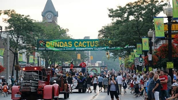 The Dundas Cactus Festival runs until Sunday.