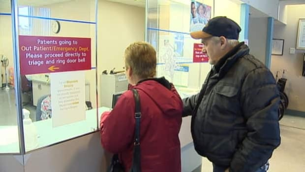 Don and Elizabeth Rhodenizer have to visit the emergency room every time they need medication.