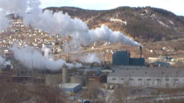 The N.L. government is giving the paper mill in Corner Brook a $90-million loan.