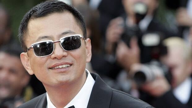 Chinese director Wong Kar-Wai is shown at Cannes in southern France in 2007. He will chair next year's Berlin International Film Festival jury.