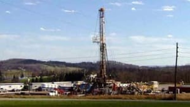 Gas wells are a common sight in B.C.'s Peace Region.