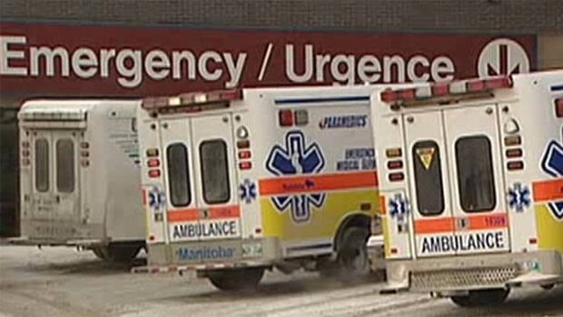 Paramedics in rural Manitoba don't have a cap on the number of consecutive hours they can work, meaning some have worked more than 16 hours at a time, says Wayne Chacun, a representative with the Manitoba Government Employees Union's paramedic unit.