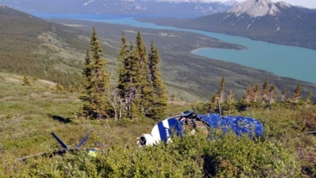 The pilot from Yellowknife was killed in the helicopter crash near Carcross Yukon last year.