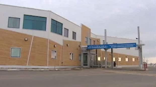 The Qikiqtani General Hospital in Iqaluit was put on lockdown temporarily after a man was reported inside with a rifle.