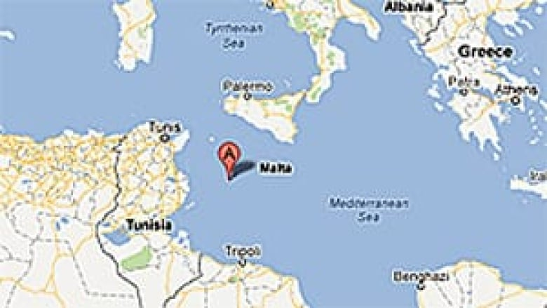Libya To Italy Map.54 Migrants Die Of Thirst On Boat From Libya To Italy Cbc News