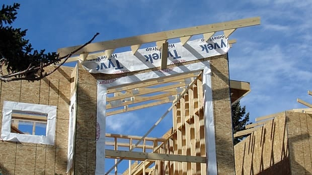 Canada Mortgage and Housing Corp. said the pace of housing construction increased in March to 188,800 units from 183,700 in February.
