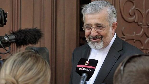 Iran's International Atomic Energy Agency (IAEA) ambassador Ali Asghar Soltanieh said he expects progress at talks with the U.N. nuclear watchdog.