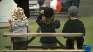 Fraser Institute report says Quebec a bad model when it comes to child care