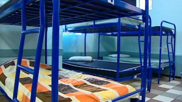Some children in care are forced to sleep at homeless shelters such as the 16-bed co-ed bunkroom at the Edmonton Youth Emergency Shelter.