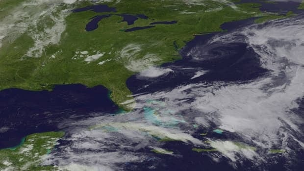 Tropical storm Alberto formed off the South Carolina coast on Saturday, bringing an early start to the Atlantic hurricane season, forecasters at the U.S. National Hurricane Center said.