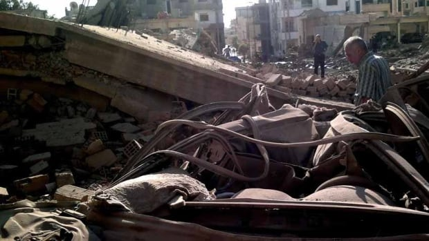 At least four people will killed by a car bomb Sunday in Qamishli, the latest sign that Syria's largest Kurdish minority is being drawn into a widening civil war.