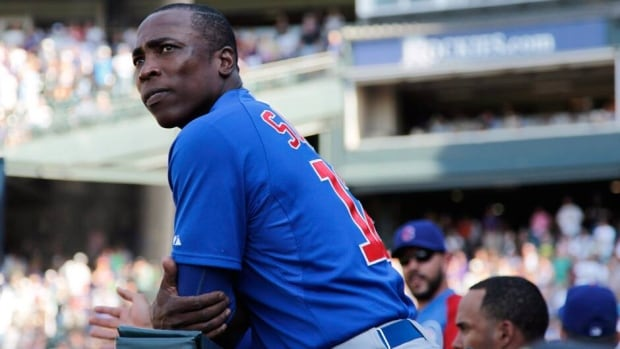 Chicago Cubs left fielder Alfonso Soriano is hitting .254 with 17 home runs and 51 RBIs.