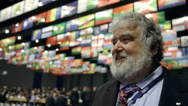 Chuck Blazer represented the United States on FIFA's board from 1996 until leaving soccer this year.