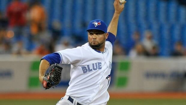 Luis Perez will be the second Blue Jays pitcher to have Tommy John surgery this year. Starter Kyle Drabek had the operation last month.