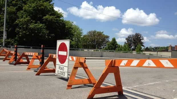 The Margaret Avenue bridge has been closed since June to all traffic because engineers say it is not structurally sound.