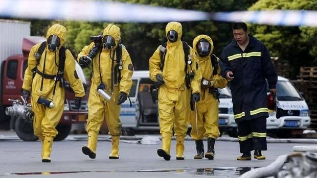 Another 25 people were injured after a liquid ammonia leak at a cold storage facility in Shanghai.