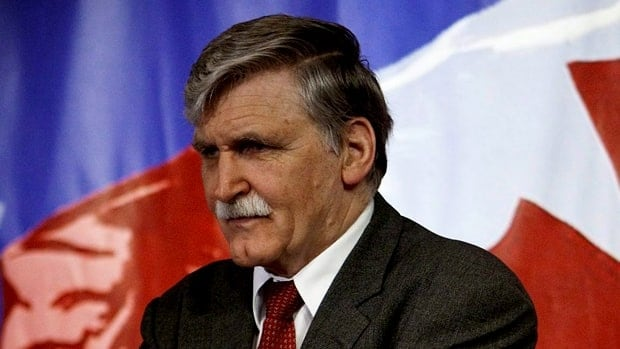 Senator Roméo Dallaire was being promoted as a speaker at a conference organized by the Fatima Centre, a fringe Catholic group accused of anti-Semitism. Dallaire has since pulled out of the engagement.