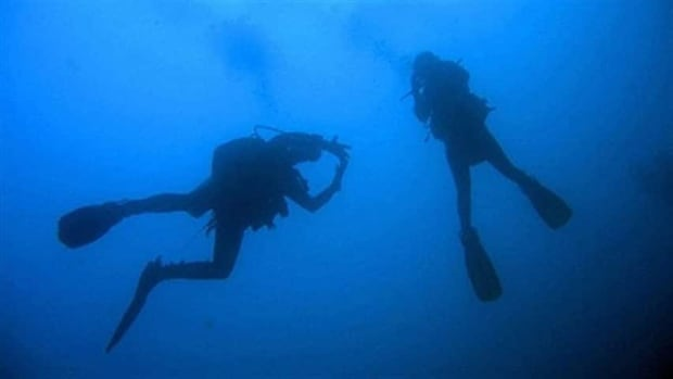 Divers will plunge into Lake Superior near Schreiber this weekend, searching for a 100-year-old train wreck. (File photo)