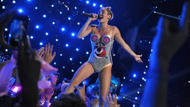 Miley Cyrus's performance at the MTV Video Music Awards earned her a formal complaint from the U.S.-based Parents Television Council.
