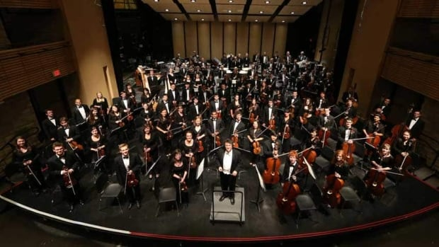 The National Youth Orchestra, shown in 2012, is coming to Halifax to seek out aspiring musicians from the Maritimes.