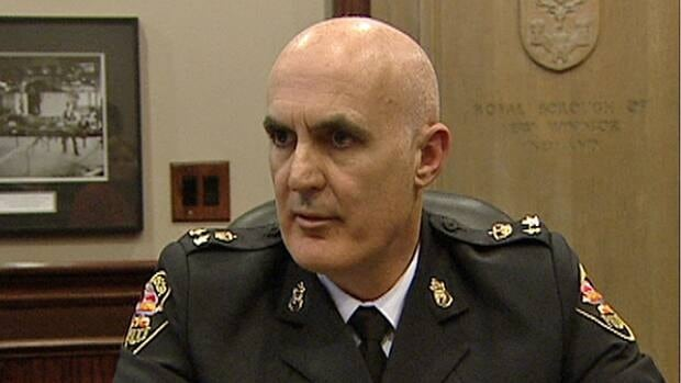 Al Frederick was named interim Windsor Police chief in December of 2011.