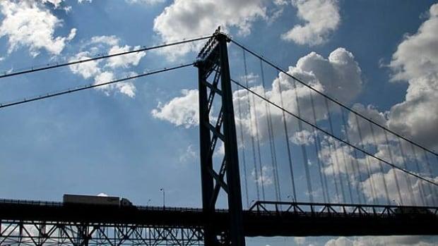 The Ambassador Bridge Company has won the latest border-crossing battle.