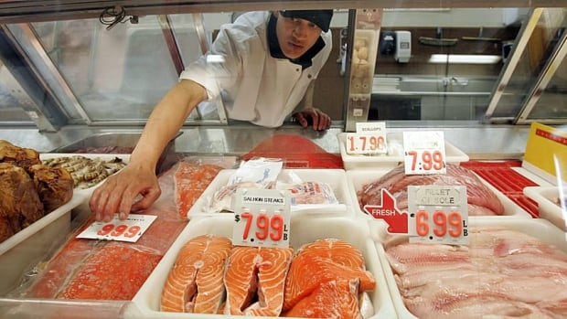 Today, only 13.1 per cent is duty-free. But by 2022, all seafood will be 100 per cent duty-free. (The Canadian Press)