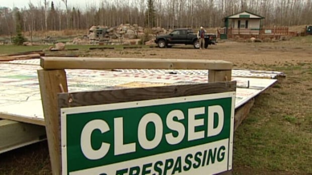 pigeon lake businessman fears campground closure cbc news. Black Bedroom Furniture Sets. Home Design Ideas