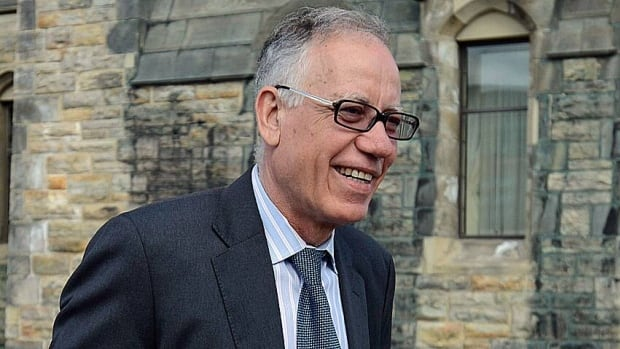 Mac Harb resigned from the Senate in August after he repaid a total of $231,000 for ineligible expense claims. The RCMP is now looking into Harb's spending.