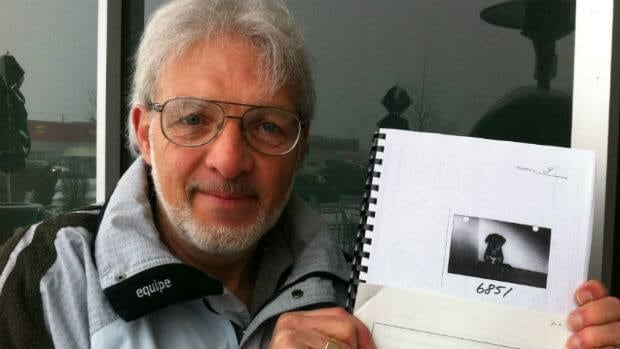 Dog owner Dave Smith of Peachland, B.C., is trying to save his German shepherd cross Diesel from being put down by animal control officers.