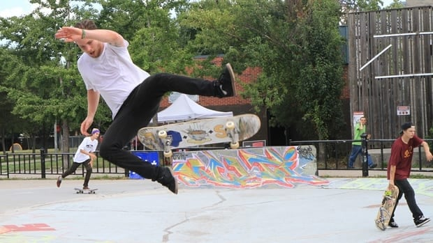 The Beasley Neighbourhood Association hosted a successful skateboarding competition in the summer.